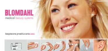 Blomdahl – Medyczny Piercing
